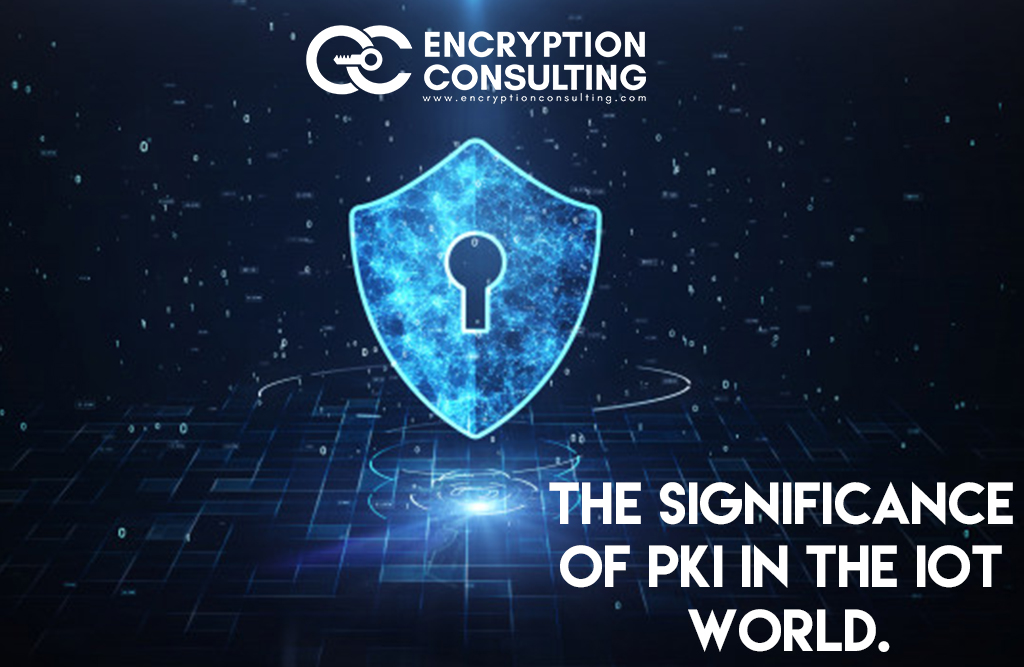 The signifiance of PKI in the IOT world