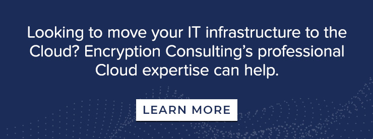 Move Your IT Infrastructure to Cloud
