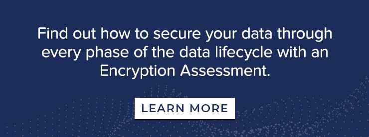 How to Secure Data through Every Phase of the Data Lifecycle with Encryption Assessment