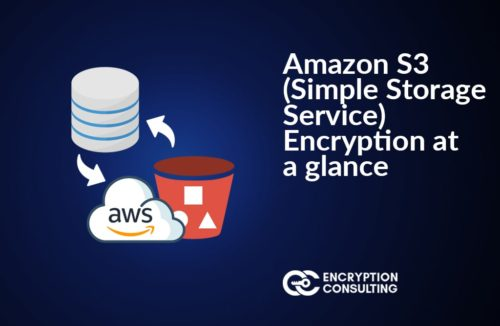 Blog Post - Amazon S3 (Simple Storage Service) Encryption at a glance