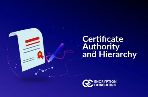 Blog Post - Certificate Authority and Hierarchy