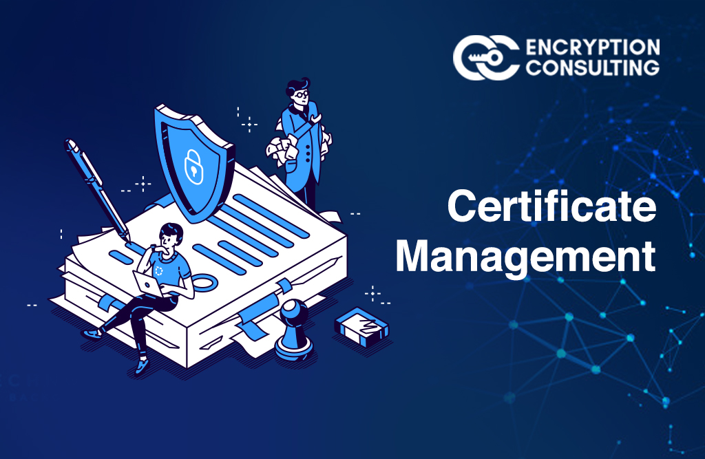 Glossary Image for Certificate Management