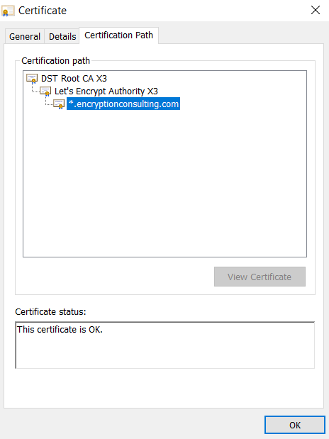 Certification Path - Introduction to Certificate Extension - Basic Constraints