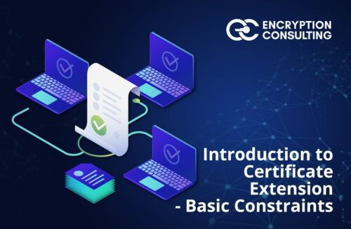 Blog Post - Introduction to Certificate Extension - Basic Constraints