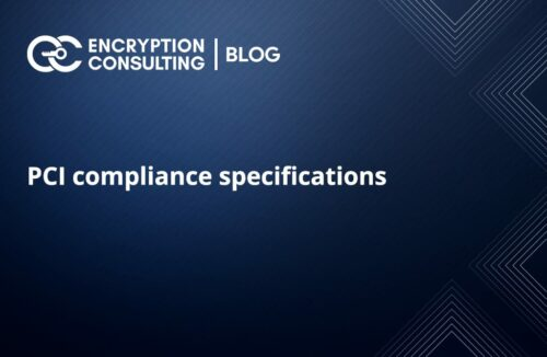 PCI Compliance Specification