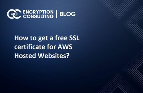How to get a free SSL certificate for AWS Hosted Websites?