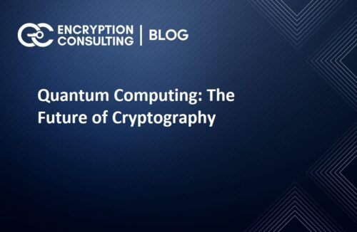 Quantum Computing: The Future of Cryptography